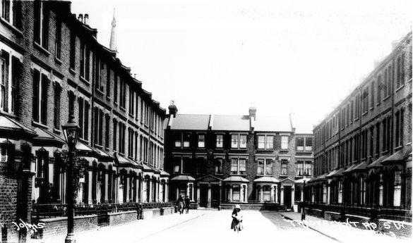 Tradescant Road, 1911