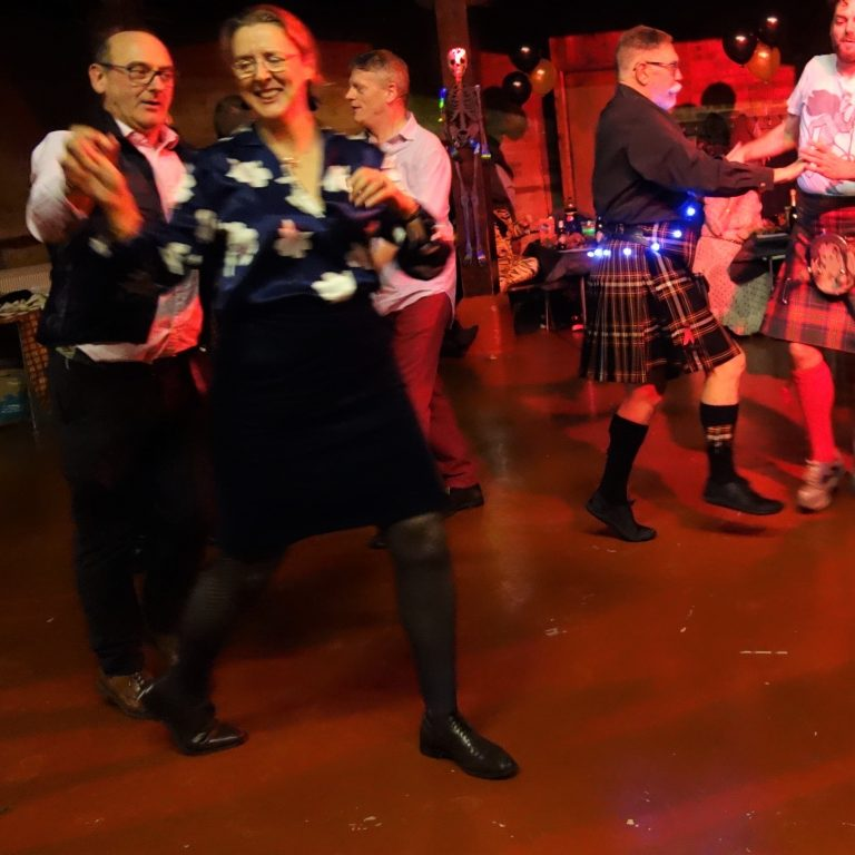 TARA Hallowe'en ceilidh 2019 - Tommy (16)