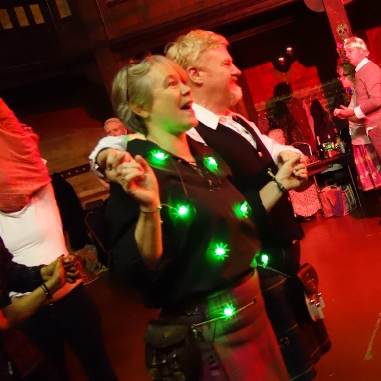 TARA Hallowe'en ceilidh 2019 - Tommy (2)
