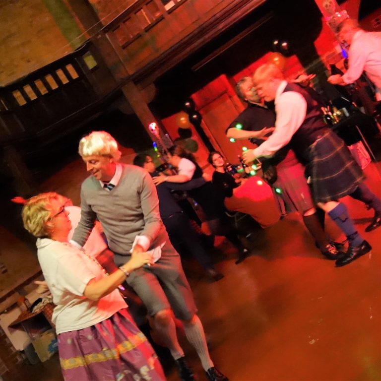 TARA Hallowe'en ceilidh 2019 - Tommy (25)