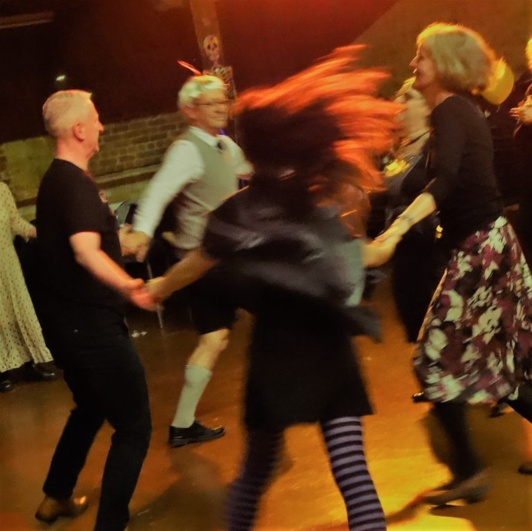 TARA Hallowe'en ceilidh 2019 - Tommy (40)